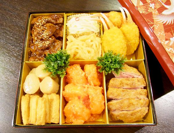 中華おせち料理2015